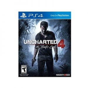 thp-Uncharted 4 A Thiefs End Cover